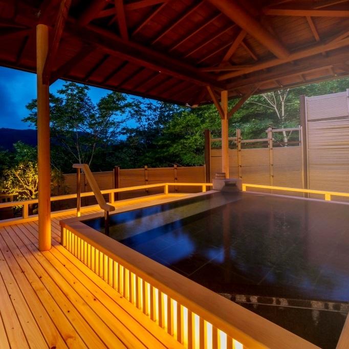 カップル&ご夫婦にお勧め 大切な方と過ごす箱根の夜
