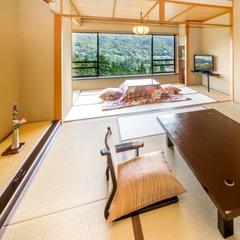 【タイプ4】芦ノ湖一望の角部屋10畳+7.5畳(54平米)