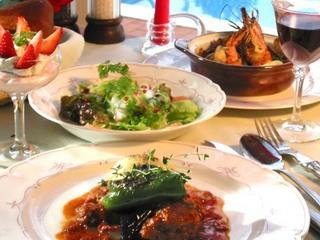 夕食は地中海風ディナー【朝夕2食付】プラン