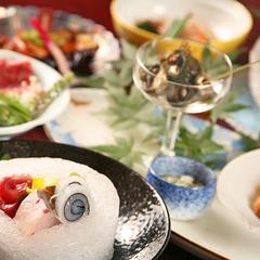 【 晩餐プラン 】厳選!少量美味和会席コース