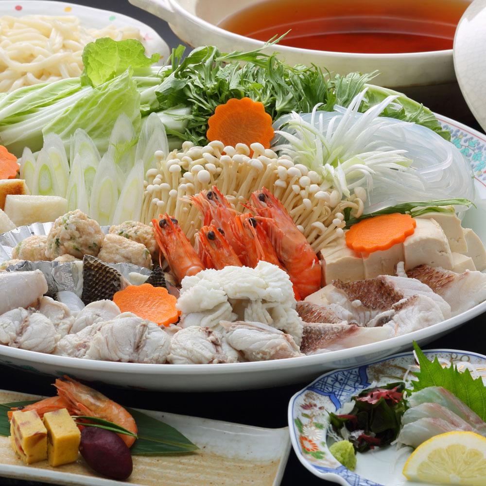 【期間限定】旬のお野菜や海鮮たっぷりの『ふるさと旬菜・寄せ鍋』であったまろう♪