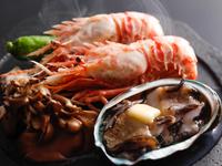 【夏・秋◆スペシャル】山陰の人気食材をとことん堪能!日本海食べつくし豪華会席プラン