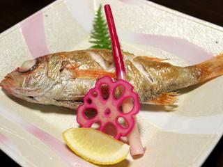 【秋得】特選香住かにカニ刺し付きフルコース+高級魚のどぐろ塩焼き 【3大無料特典付き】