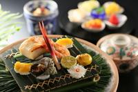 <室数限定>本格和食を気軽に楽しむ割烹プラン【1泊2食】