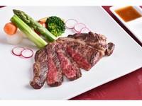 【国産牛ステーキ☆】通常プランのメインをチェンジ☆