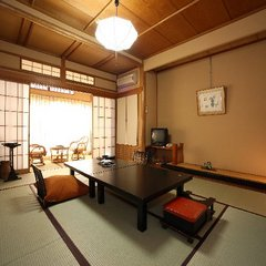 和室10畳間(広縁付)タイプ ◆全プラン 貸切温泉無料◆