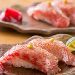 「能登牛あぶり寿司」旬魚の「姿盛り」と贅を極めた海山の幸!四季亭特別懐石