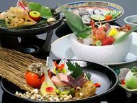 【四季彩々・特選】料理長厳選食材を食す特選味覚プラン。旬の地魚にブランド牛「長萩和牛」、山海の幸♪
