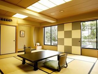 基本モデレート和室【西館10畳(庭園側)】