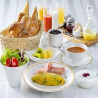 【秋冬旅セール】レイトチェックインOK♪和洋選べるホテルで優雅な1泊朝食付プラン