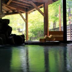 美人の湯と白馬四季の自然満喫プラン