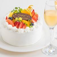【想い出に残る記念日を☆】高層階確約&デコレーションケーキを贈るアニバーサリーステイ≪朝食付≫