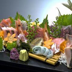 東伊豆名物!秘伝の味付け金目鯛の姿煮に、ちょっぴりお刺身増量♪の宿泊プラン