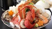 【夕食はセルフで楽しい鍋付きプラン!】お部屋で海鮮漁師鍋!持込み自由=夕食付き=