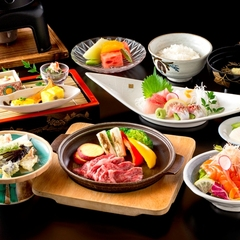 季節の和食【やんもコース】と和洋ビュッフェの二食付♪オーシャンビュースイートで伊豆旅満喫ステイ♪42