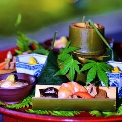 【人気№1】心づくしのお料理が自慢◆古奈グルメ懐石プラン◆ 1泊2食付