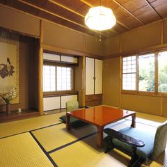 京風数奇屋造り離れ客室
