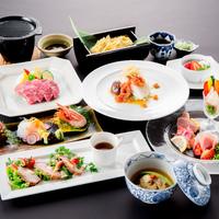 【2周年記念特別キャンペーン】敷島和牛和 洋会席料理1泊2食付プラン