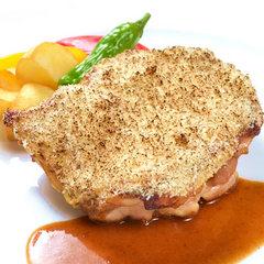 ≪80歳以上1室に1名様無料≫メイン料理チキンの夕食&オムレツが人気の朝食付!(夕朝食付)