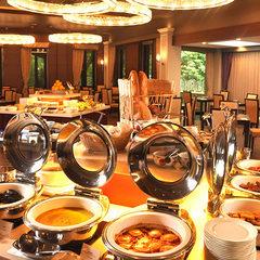 【北関東魅力プラン】春休みポイント5倍≪お子様夕食全員無料≫選べるメイン料理&バイキング(夕朝食付)