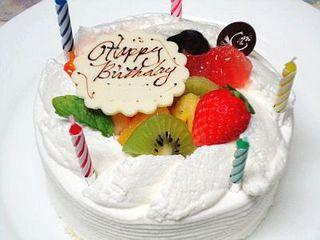 結婚記念日・お誕生日に★デコレーションケーキ付アニバーサリープラン【ウィンター】