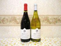 栃木のワイナリー「ココ・ファーム」のワイン(農民)と欧米家庭料理プラン