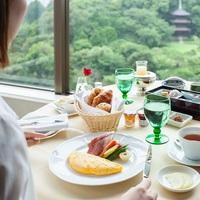 【春夏旅セール】<ルームサービスにアップグレード!朝食付き> 80㎡以上の庭園側スイートで雲海を堪能