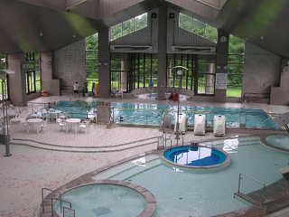 ☆秋のシルバーウィークは森のオアシスでBBQディナー!温泉&プール利用OK!&朝食バイキング付プラン