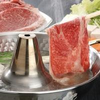 【スプリングフェアⅢ】最高級!日本三大和牛《米沢牛》のしゃぶしゃぶを春の懐石とともに