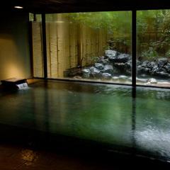 【最上階・禁煙室確約】地上25mより奥湯河原の豊かな自然を望む癒しの客室/特別限定アメニティ付