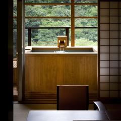 【聚楽第/スタンダード】露天風呂付和室(12+3畳)