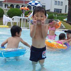 <早割キッズフリー>プールに縁日☆お子さまが選べる夕食とデザートブッフェ