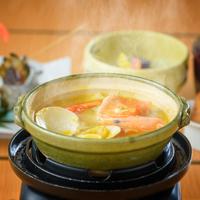 夕食はお鍋を囲んで☆選べるセルフ鍋プラン(夕朝食付き)