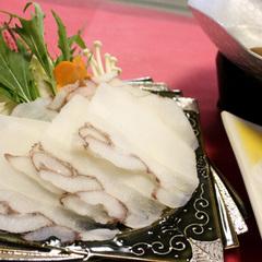 稚内名物たこしゃぶ&宗谷黒牛ステーキ付き!1泊2食プラン