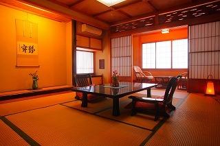 【基本スタンダードタイプのお部屋】純和風10畳和室