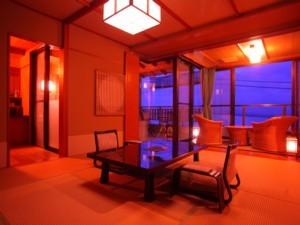 【ひいな最高級】露天風呂付特別室【檜製の大きな浴槽】