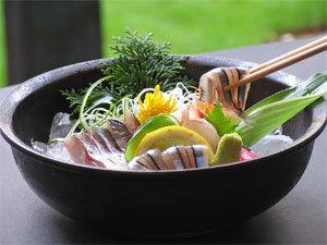 禁煙 天草陶磁器でいただく海の幸◆1泊2食スタンダード◆