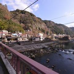≪二食付≫杖立温泉&熊本グルメ♪純和風旅館で癒しの温泉旅