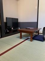 和室6畳(坪庭・ユニットバス・LAN接続可)禁煙