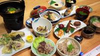 【オススメNo.1】重要文化財(鶴冨屋敷)でご夕食♪歴史旅にもってこい!