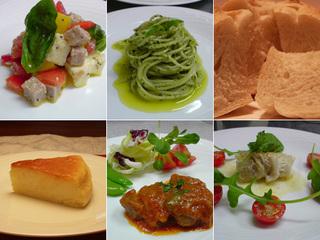 《2食付》イタリアンフルコースプラン■焼きたてパンに前菜・パスタ・魚料理・肉料理【美味旬旅】