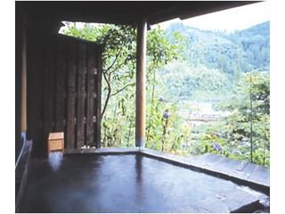 【癒しの空間〜時を旅する湯宿〜】◆森の露天風呂◆の貸切露天風呂が一滞在につき1回無料!