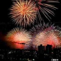 【2020年8月15日限定】夏の夜空を彩る諏訪湖の花火を楽しむ【素泊まりプラン】