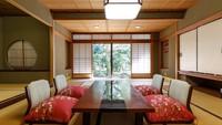 【個室食専用】純和風客室10畳以上バス・ウォシュレット付
