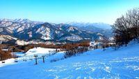 ■冬季限定■ファミリーや初心者大歓迎!一流の田舎でスキーを楽しむ!<リフト券付+日帰り入浴1回無料>