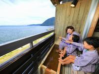 最上階!海側の足湯付!和室