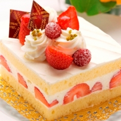【ケーキ&シャンパン】or【ルームサービスディナー】から選べる特典付!アニバーサリーステイ[朝食付]