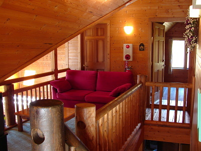 Log Pension Pinehouse Log Pension Pinehouse