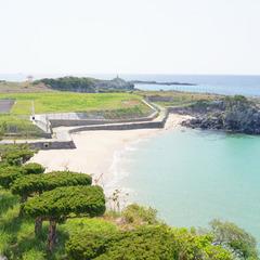 ≪素泊まり≫空港から車で3分!玄界灘を眺める展望浴場(¥4,800)