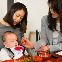 3歳未満のお子様無料♪お母さん応援♪赤ちゃんのすこやかな成長を祈願!お食い初めプラン♪【添い寝無料】
